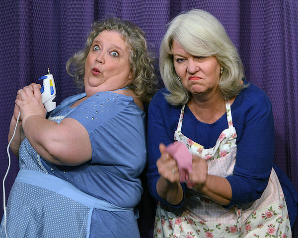 The Red Velvet Cake War by Hill Country  Community Theatre (HCCT)
