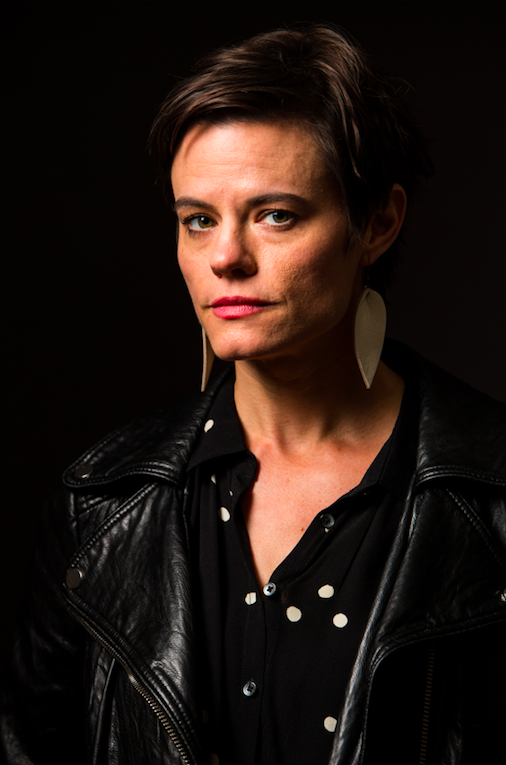 Kristin Sayer Davis (photo by Theatre en Bloc)