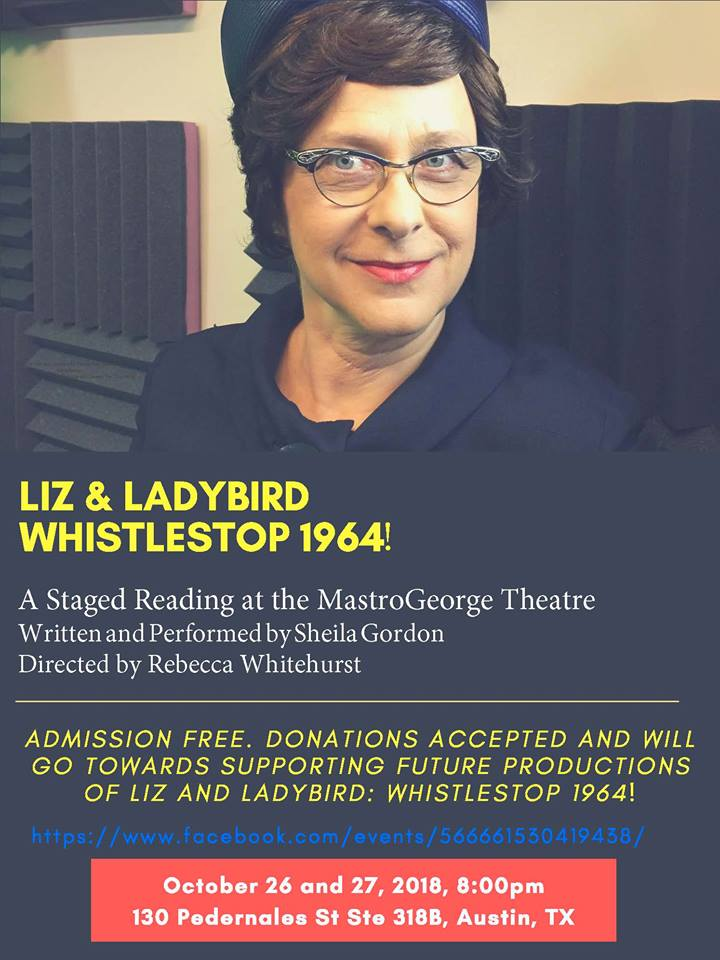 Liz & Ladybird - Whistlestop 1964! by Sheila Gordon
