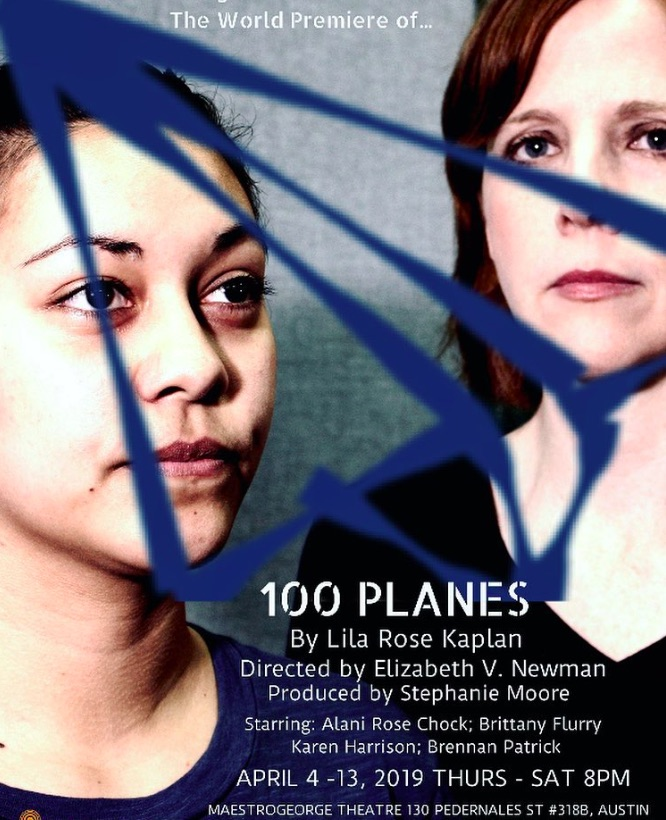 100 Planes by Filigree Theatre