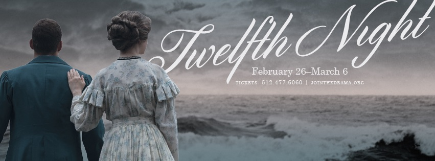 Twelfth Night by University of Texas Theatre & Dance