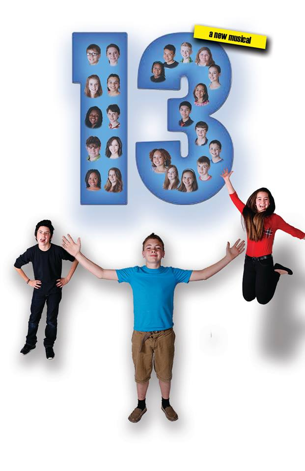13, the musical by Vive Les Arts (VLA) Theatre