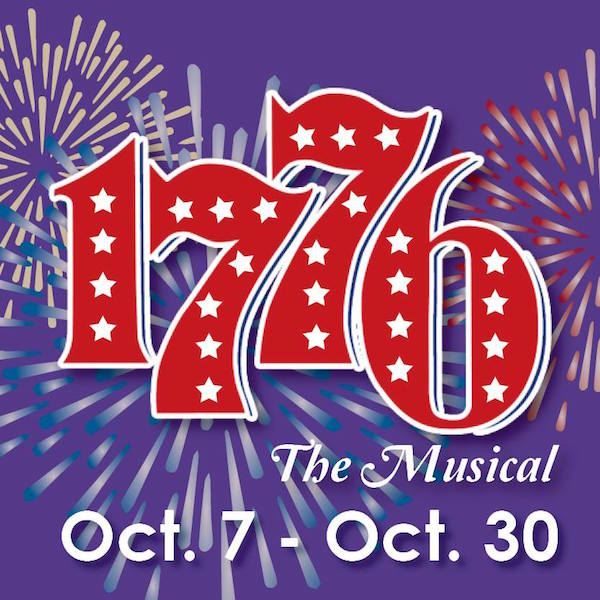 1776, the musical by Georgetown Palace Theatre