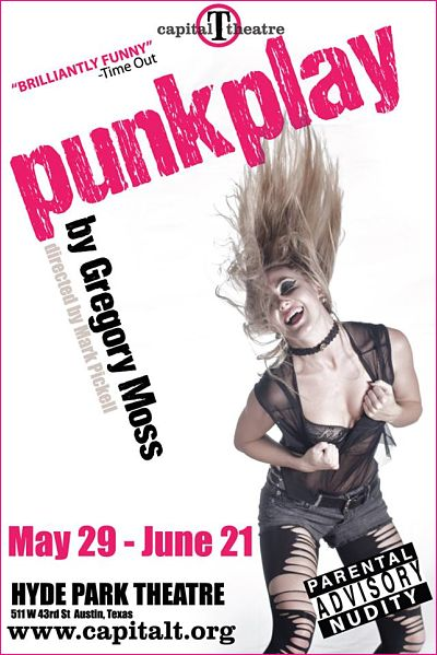 Punkplay by Capital T Theatre