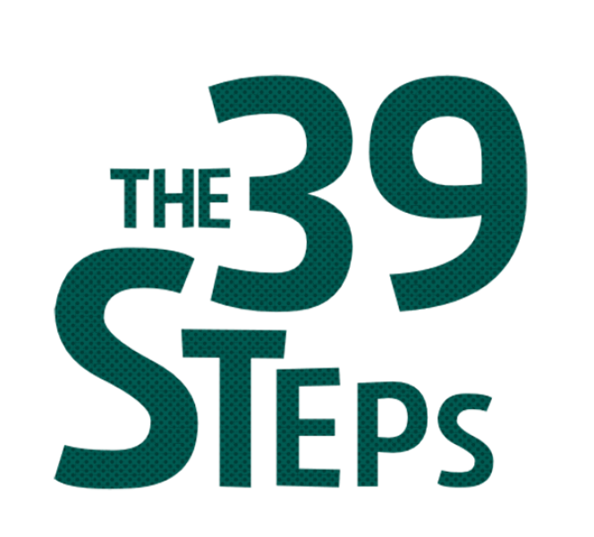 The 39 Steps by Hill Country  Community Theatre (HCCT)