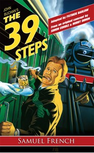 The 39 Steps by Temple Civic Theatre