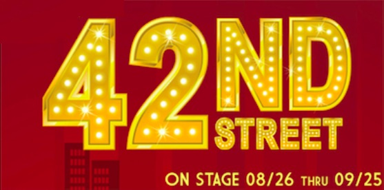 42nd Street by Georgetown Palace Theatre