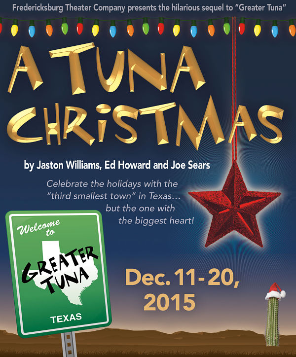 A Tuna Christmas by Fredericksburg Theater Company