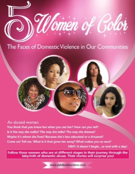 5 Women of Color by JW Hill Productions, LLC