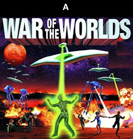 Video Auditions: Penfold Seeks African American and White Actors for Jarrett King's A WAR OF THE WORLDS, Directed by Matrex Kilgore
