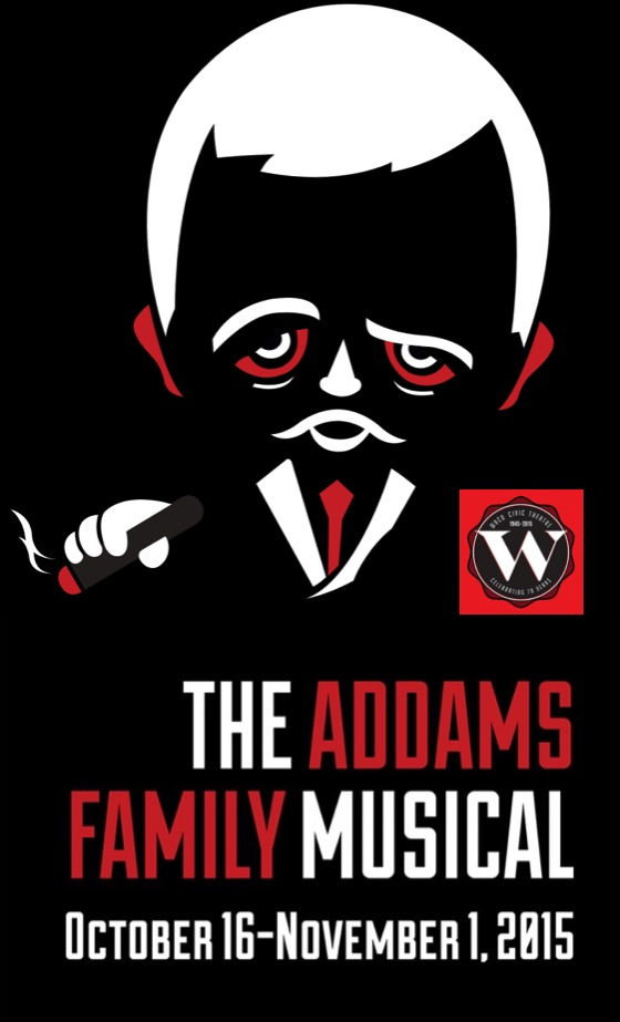 The Addams Family by Waco Civic Theatre