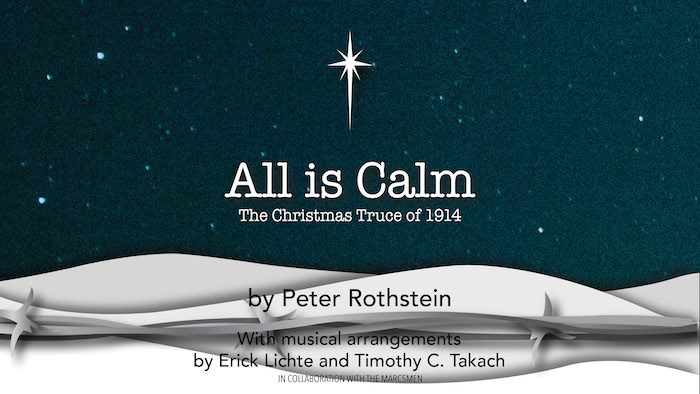 All Is Calm by The Public Theater