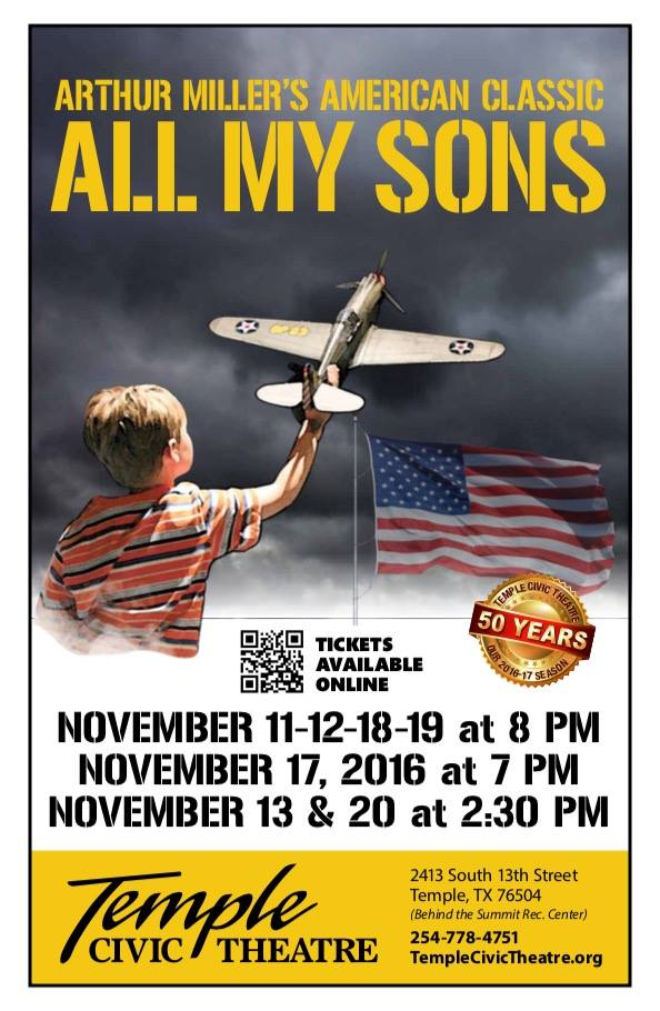 All My Sons by Temple Civic Theatre