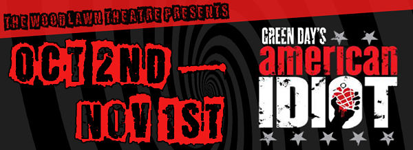 American Idiot by Woodlawn Theatre