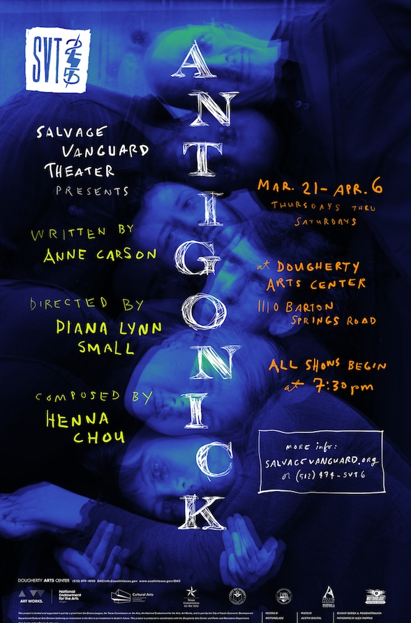 Antigonick by Salvage Vanguard Theater