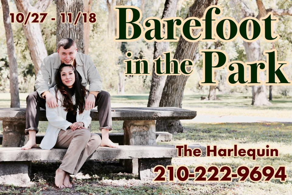 Barefoot in the Park by The Harlequin