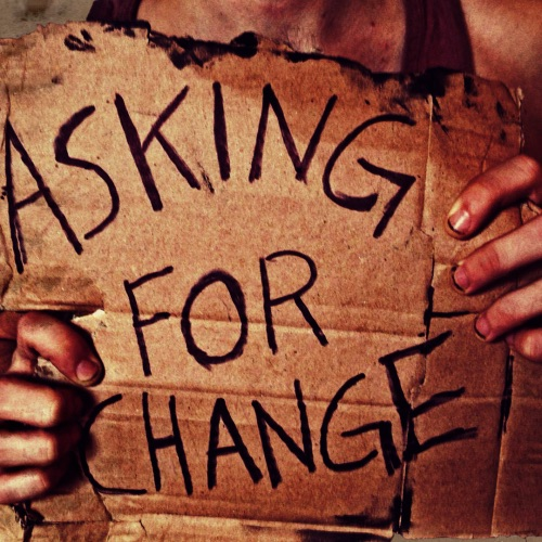 Asking for Change by Jump-Start Performance Company