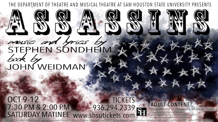 Assassins by Sam Houston State University Theatre Department
