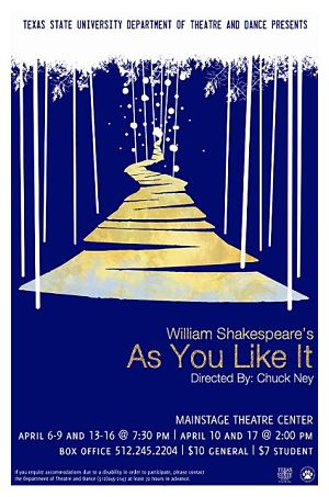 As You Like It by Texas State University