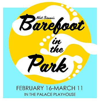 Barefoot in the Park by Georgetown Palace Theatre