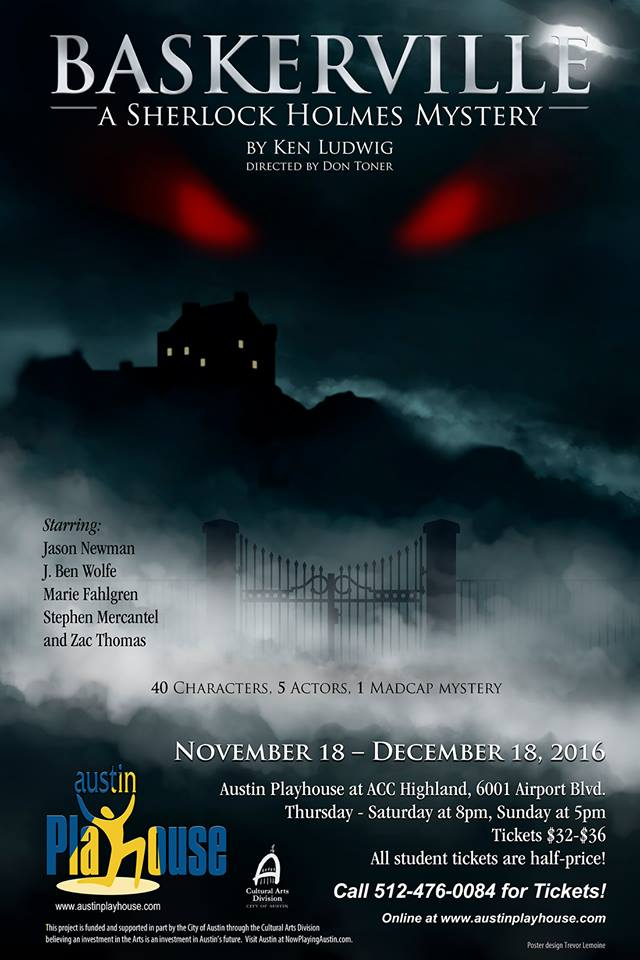 Baskerville by Austin Playhouse