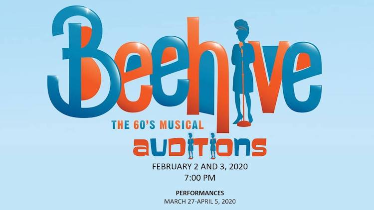 Auditions for Beehive, by Temple Civic Theatre