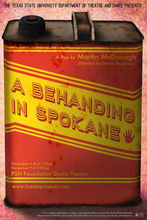 A Behanding in Spokane by Texas State University