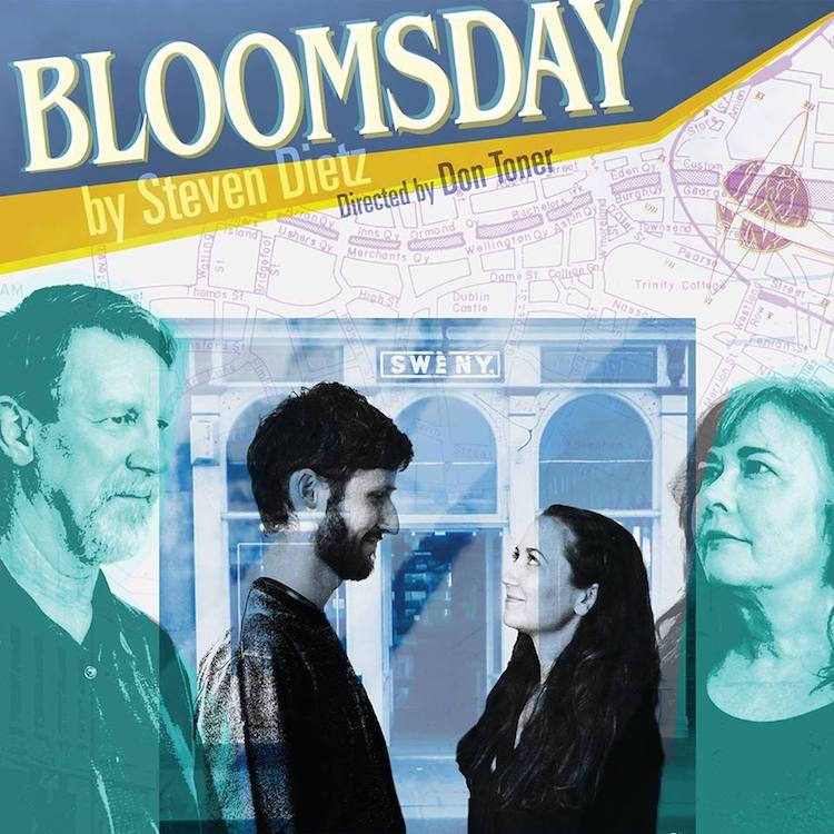 Bloomsday by Austin Playhouse