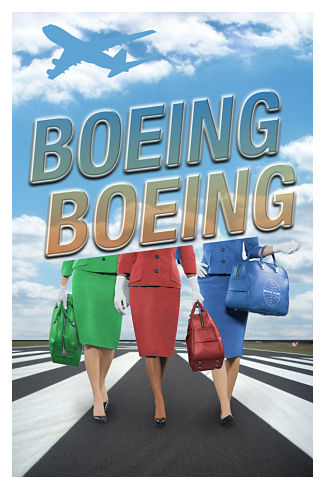 Boeing Boeing by Austin Playhouse