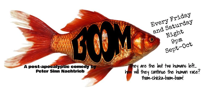 Boom by Sylver Spoon Dinner Theatre
