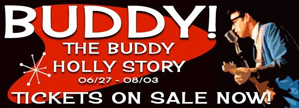 Buddy! The Buddy Holly Story by Georgetown Palace Theatre