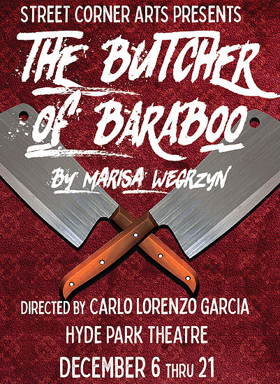 The Butcher of Baraboo by Street Corner Arts