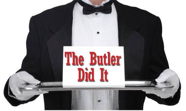 The Butler Did It by Stage Presence Players