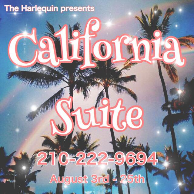 California Suite by The Harlequin