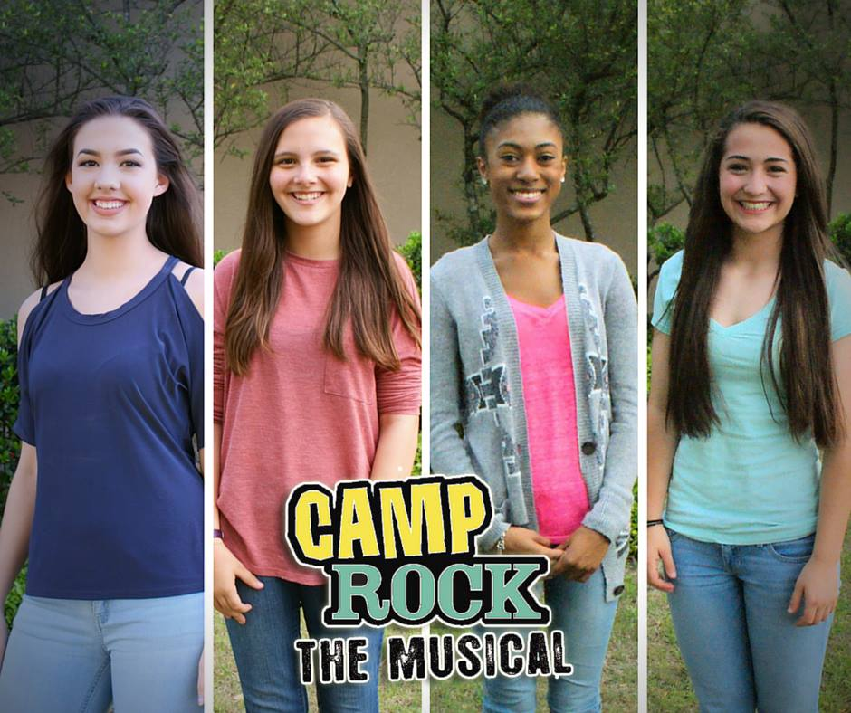 Camp Rock, the musical by Vive Les Arts (VLA) Theatre