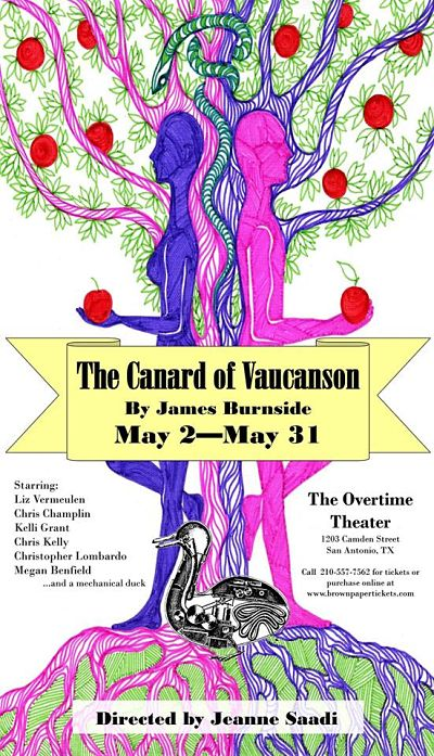 The Canard of Vaucanson by Overtime Theater