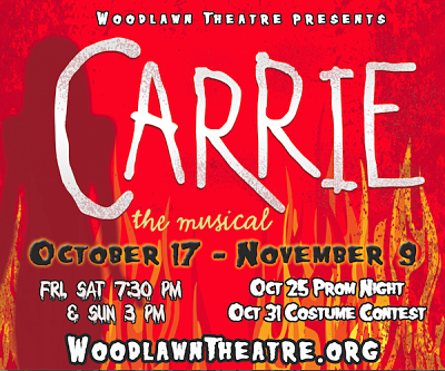 Carrie by Woodlawn Theatre