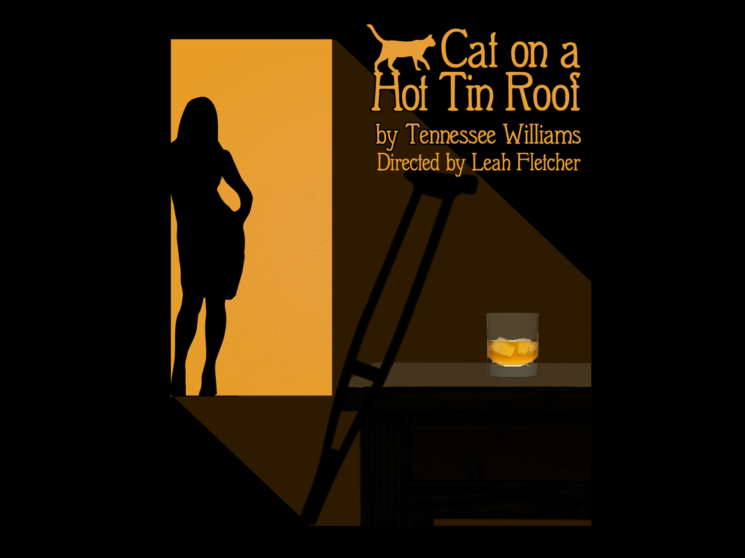 Cat on a Hot Tin Roof by StageCenter Community Theatre