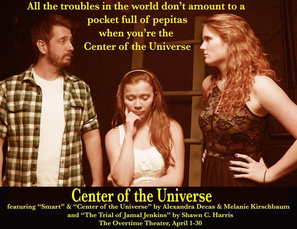 Center of the Universe by Overtime Theater