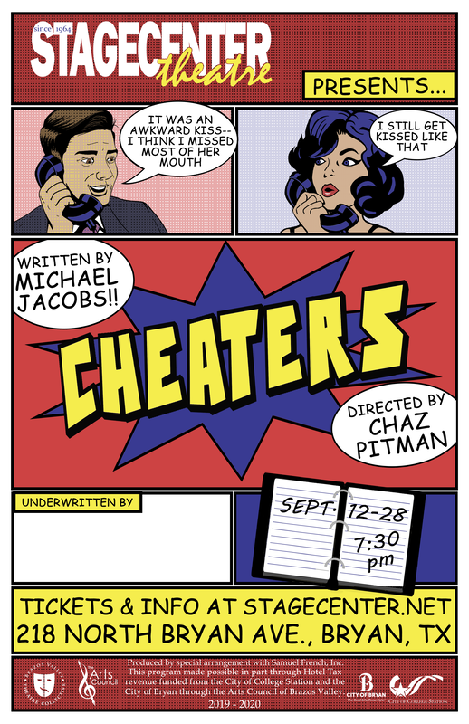Cheaters by StageCenter Community Theatre