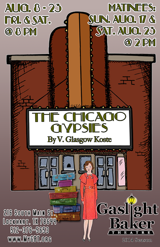 The Chicago Gypsies by Gaslight Baker Theatre