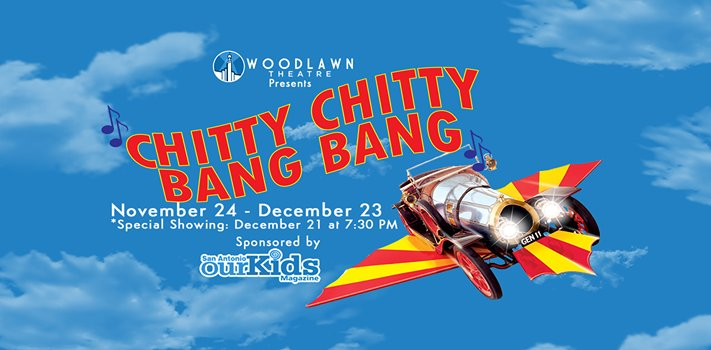 Chitty Chitty Bang Bang by Woodlawn Theatre