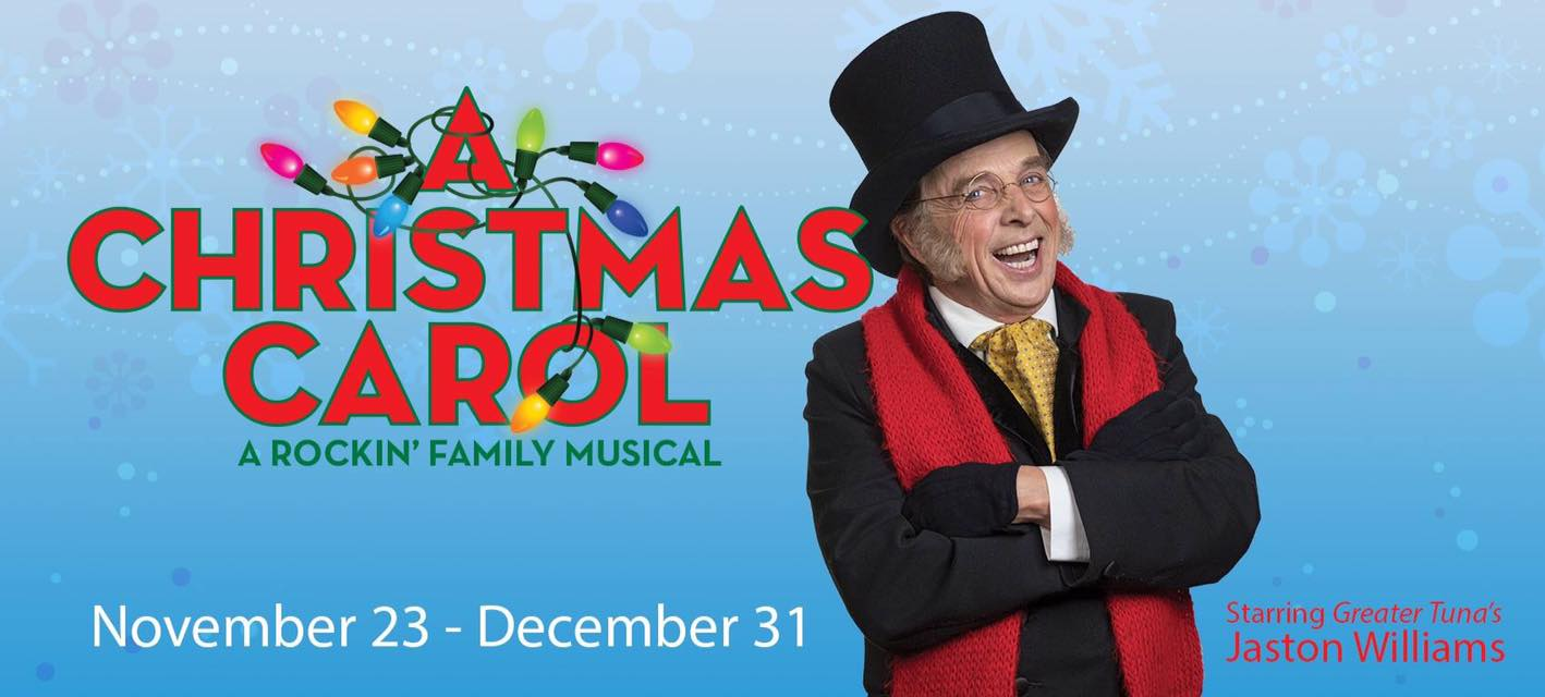 A Christmas Carol: A Rockin' Family Musical by Zach Theatre