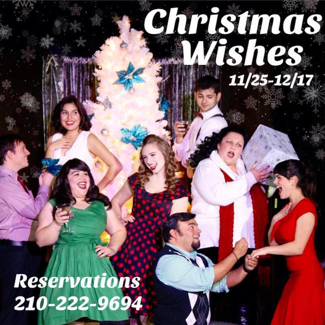 Christmas Wishes by The Harlequin