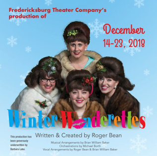 The Christmas Wonderettes by Fredericksburg Theater Company