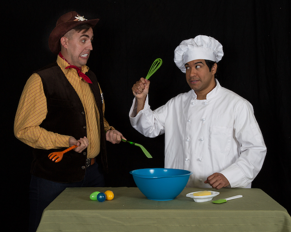 The Cowboy in the Kitchen by Pollyanna Theatre Company