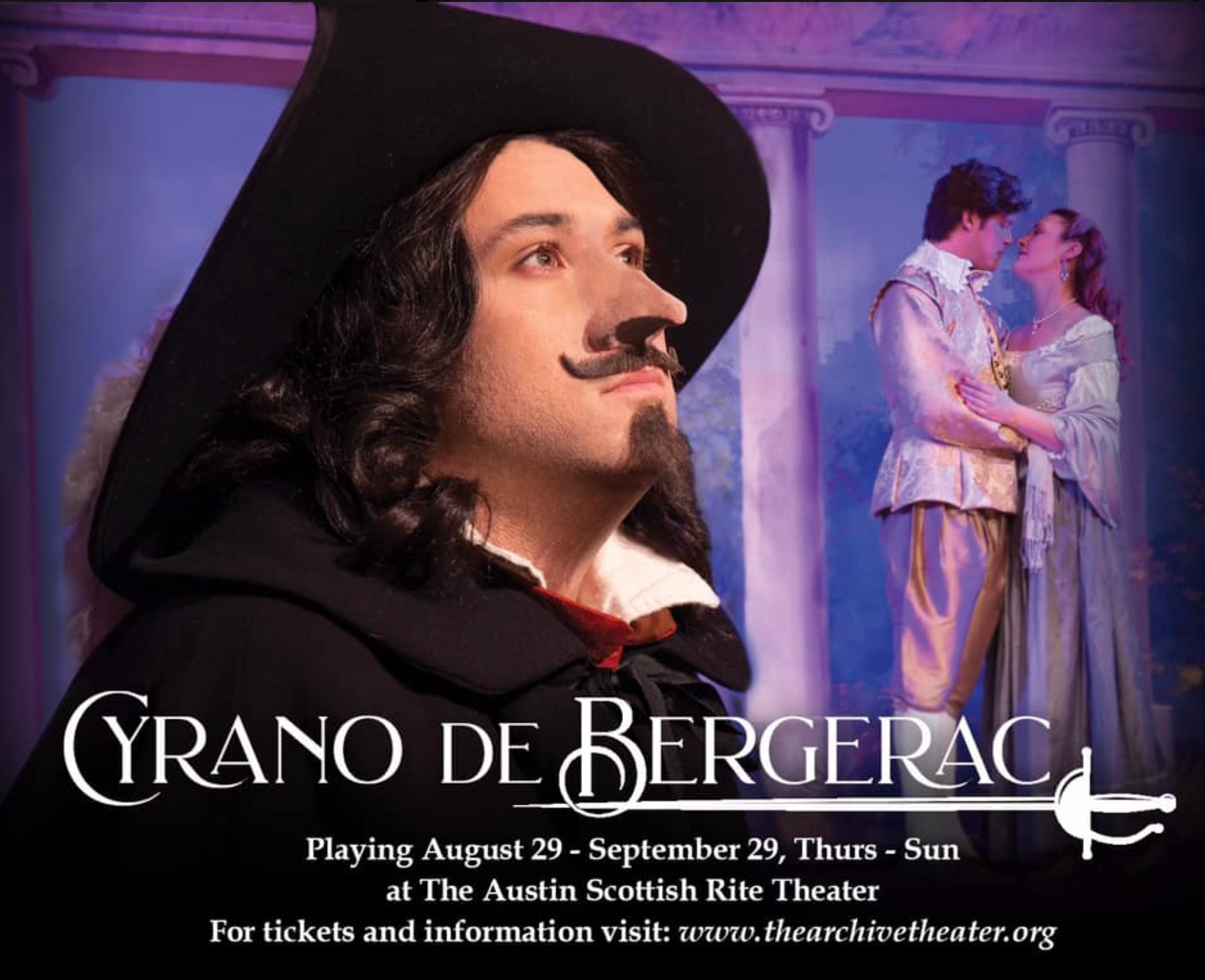 Cyrano de Bergerac by The Archive Theater Company