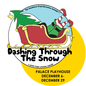 Dashing Through the Snow by Georgetown Palace Theatre