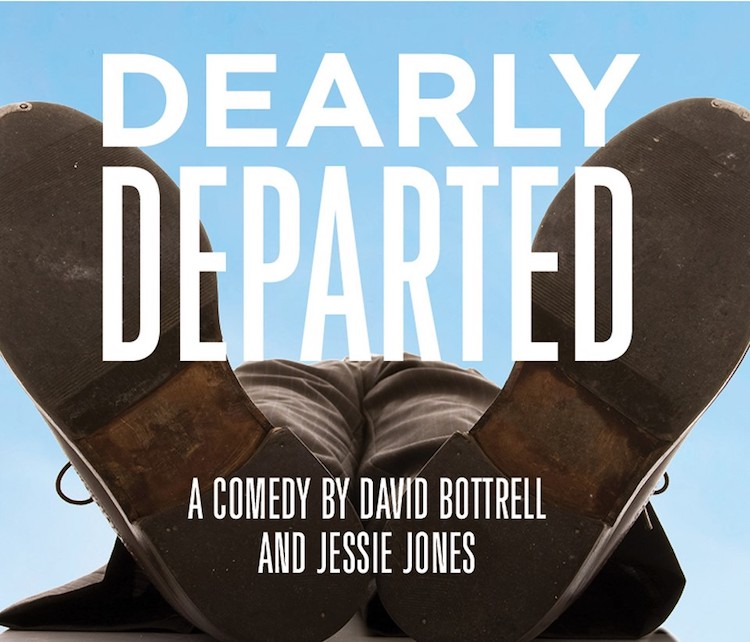 Dearly Departed by Hill Country Arts Foundation (HCAF)