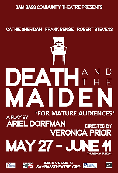 Death and the Maiden by Sam Bass Community Theatre